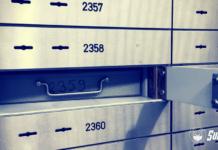 cassetta di sicurezza, sicurezza banca