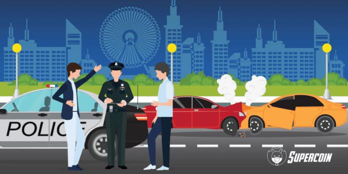 sinistro stradale, incidente