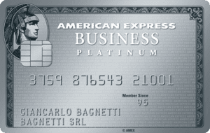 American Express Business Platino