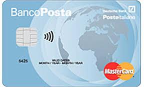 carta di credito poste italiane