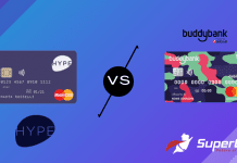 Hype vs Buddybank