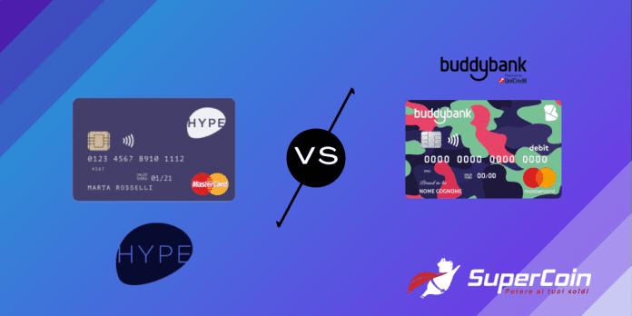 Hype vs Buddybank