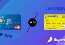 Paypal e Postepay, Paypal o Postepay