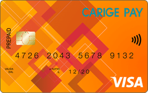 Carige Pay prepaid